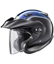 Casque ARAI CT-F Gold Wing Blue taille M