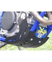 AXP Enduro HDPE Skid Plate Black Sherco