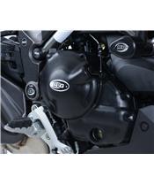 R&G RACING Gehäusedeckel rechts schwarz Ducati 950 Multistrada