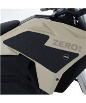 Kit grip de réservoir R&G RACING translucide (2 pièces) Zero FX