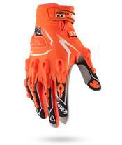 LEATT GPX 5.5 orange/black/white Lite gloves s.XS - 6