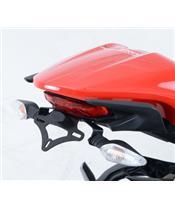R&G RACING tail tidy black Ducati 1200, 821 MONSTER