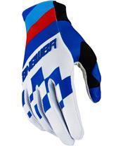 Gants ANSWER AR2 Korza Reflex Hyper Blue/Red taille S