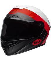 BELL Race Star Flex Helmet Surge Matte/Gloss White/Red