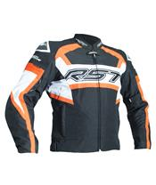 Veste RST Tractech Evo R CE textile rouge fluo taille