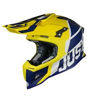 Casque JUST1 J12 Unit Blue/Yellow