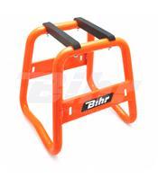 Stand moto BIHR Grand Prix Aluminio Naranja