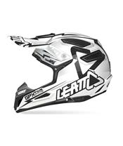 Casque LEATT GPX 5.5 Composite junior blanc/noir T.X