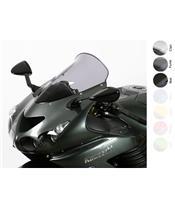 "MRA Touring ""T"" windscherm zwart Kawasaki ZZR1400/Stinger"