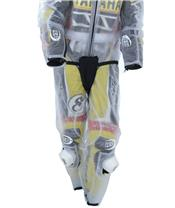 Pantalon imperméable R&G RACING transparent taille M