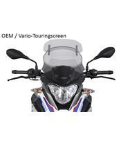 "MRA Variotouring ""VT"" Windshield Clear BMW G310GS/Adventure Tourer"