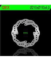 NG 1281X Brake Disc Petal Fix