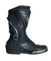 RST Tractech Evo 3 CE Boots Sports Leather White/Black 48