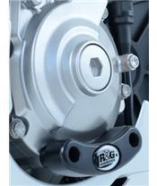 Slider van linker motor zwart R&G RACING Yamaha YZF-R1