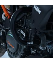 R&G RACING Side Protections Black KTM Duke