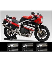 Yoshimura Cyclone Street Sport titanium full exhaust system Suzuki GSX-R1100