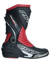 RST Tractech Evo 3 CE Boots Sports Leather Red 46