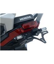 R&G RACING Kentekenhouder Zwart Honda X-ADV