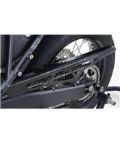 Protection de chaîne R&G RACING noir Honda CRF1000 Africa Twin