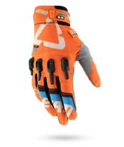 Gants LEATT GPX 3.5 X-Flow orange t.L - 9