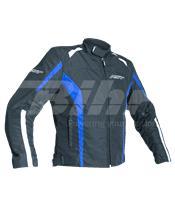 Chaqueta textil (Hombre) RST Rider Azul, Talla XL/56