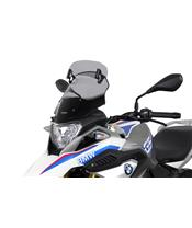 "MRA Variotouring ""VT"" Windshield Smoke Grey BMW G310GS/Adventure Tourer"