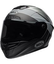 BELL Race Star Flex Helmet Surge Matte/Gloss Brushed Metal/Grey