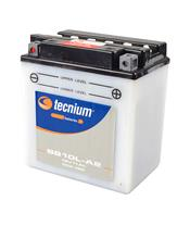 TECNIUM Battery BB10L-A2 Conventional with Acid Pack