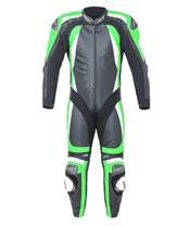 RST Pro Series CPX-C II Suit Leather Flo Green
