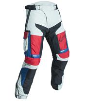 RST Adventure Pants CE Textile Ice/Blue/Red