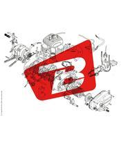 GUIDES FLASQUE POLINI VARIAREUR EVO 2 (12 ROULEAUX ) POUR YAMAHA T-MAX 500