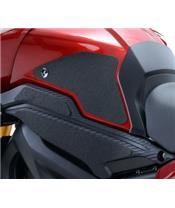 Set R&G RACING doorschijnende tankhandgreep (6-delig) Yamaha MT-09Tracer
