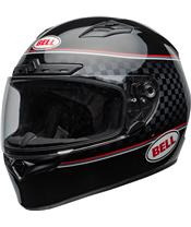 Casque BELL Qualifier DLX Mips Breadwinner Gloss Black/White