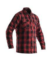 RST Lumberjack Kevlar® Gefüttertes Textilhemd Rot