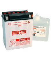 Batería BS Battery YB14L-B2 (Fresh Pack)