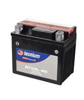 TECNIUM Battery BTX5L-BS Maintenance Free with Acid Pack