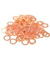 Arruela cobre 8X12X1,0 saco de 100 peças R080120BC/100