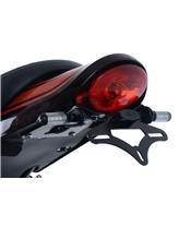 Support de plaque R&G RACING noir Kawasaki Z 900 RS