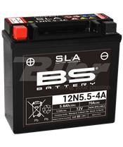 Batería BS Battery SLA 12N5.5-4A (FA)
