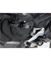 Couvre carter gauche R&G RACING Ducati Hypermotard 820