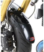 Extension de garde-boue avant R&G RACING noir Suzuki GSF650