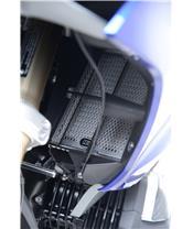 R&G RACING Kühlerschutz schwarz BMW R1200RT