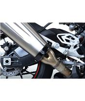 R&G RACING Exhaust Link Pipe Protector Black BMW S1000RR