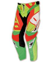 UFO 40th Anniversary Pants Red/Yellow/Neon Green Size 38(EU) - 30(US)