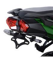 R&G RACING Kennzeichenhalter schwarz Kawasaki H2 SX