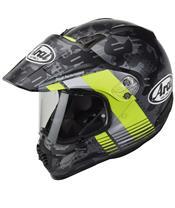ARAI Tour-X4 Helm Cover Fluor Yellow Matt Größe S