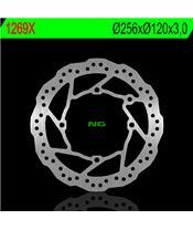 Disque de frein NG 1269X pétale fixe
