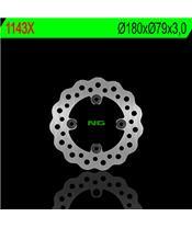Disque de frein NG 1143X pétale fixe