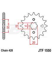 Piñón JT F1550 con 15 dientes
