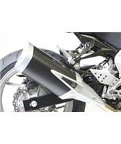 Slider muffler R&G RACING for Z750 07-08